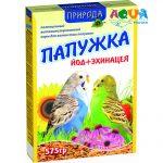 korm-papuzhka-jod-ehinatseya-dlya-volnistyh-popugaev-priroda