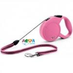 ruletka-flexi-classic-basic-pink
