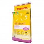 josera-miniwell-korm-dlya-sobak-melkih-porod-15kg-jozera-minivel