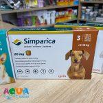 где купить по низкой цене таблетки симпарика для малых пород собак с весом до 10 кг
