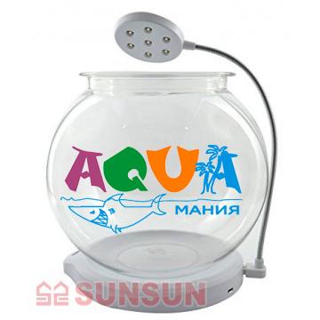 какой аквариум выбрать для петушка