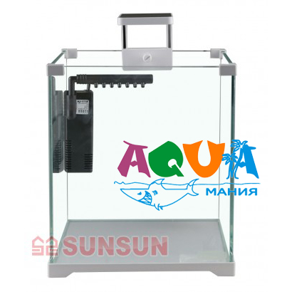 как подобрать аквариум для акваскейпа