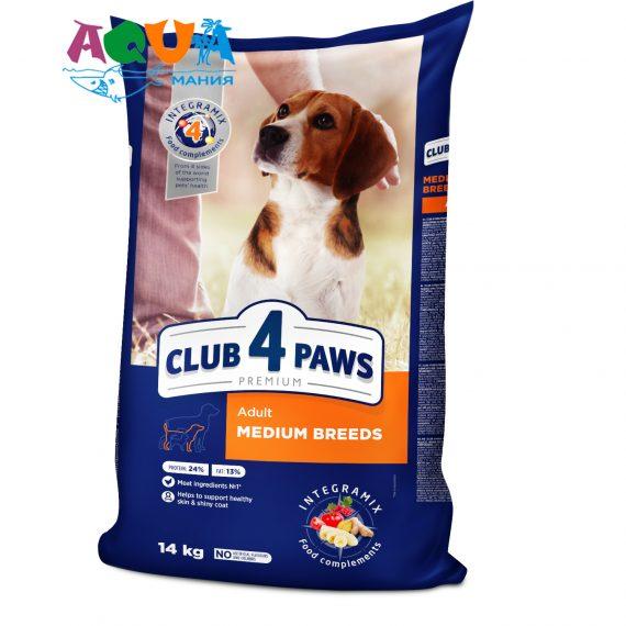 как подобрать сухой корм для собаки средней породы