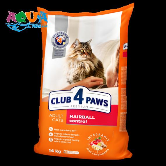давать ли кошке клуб 4 лапы сухой корм для котов выведение шерсти