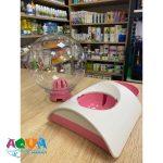 вам нужно купить качественную поилку для собаки или кота Автопоилка шар Lism Bubble для кошек и собак со съёмным резервуаром для воды в виде шара объёмом 2,8 литра