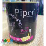 Консервы для собак Dolina Noteci (Долина Нотечи) Piper с говядиной и рубцом 800 г консервированный корм для собак всех пород