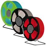 Беговые колёса и прогулочные шары для грызунов