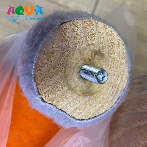 какое лучше крепление столбика в когтеточке дряпке для кота