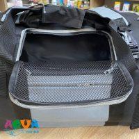 как пользоваться сумкой Рюкзак переноска для собак и кошек CONNOR 2882 Трикси